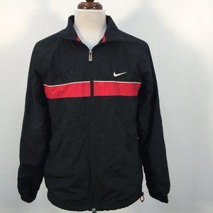 Nike Black & Red Performance Jacket